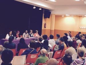 Sara Hernandez Debate PSOE Getafe