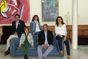 Candidatos alcaldía Getafe PSOE