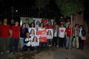 PSOE Getafe Sara Hernandez